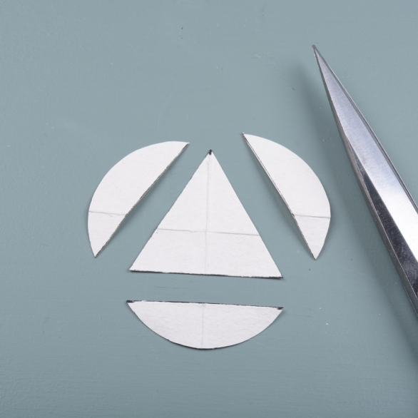 Cut-triangle