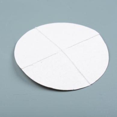 Fold-a-cross