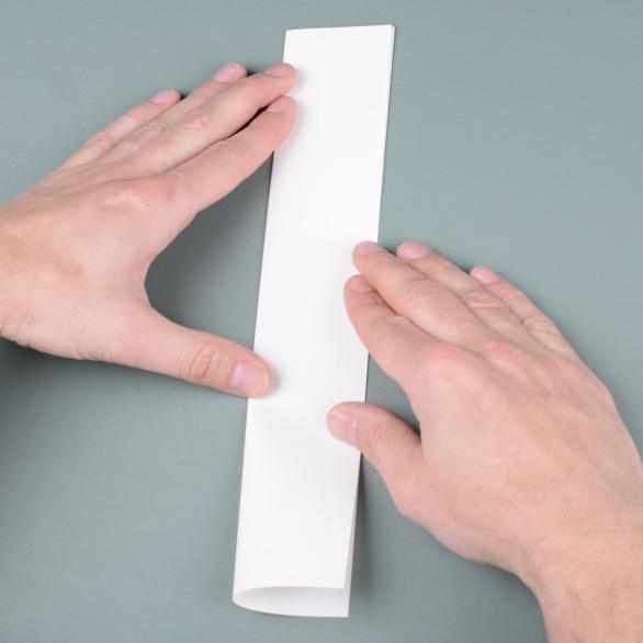 Fold-along-in-half