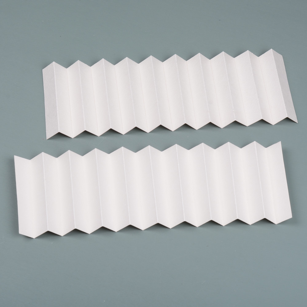 Folded-papers