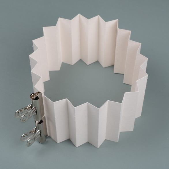 Secure-paper-ring