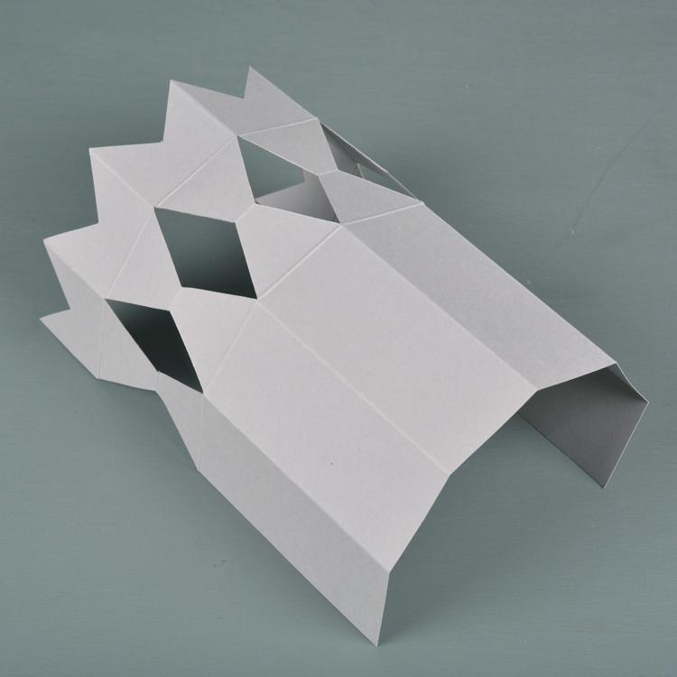 Fold-across